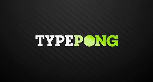 TheeBlog-TypePong