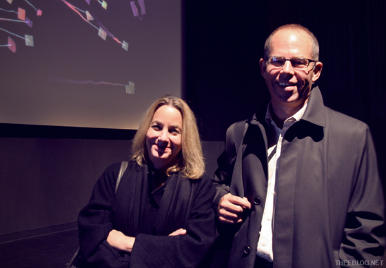 The Legends. Paula Scher & Michael Bierut.