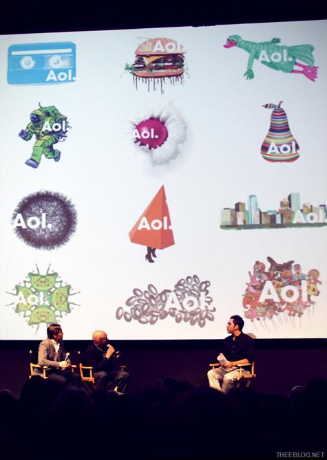 Karl Heiselman & Jordan Crane. AOL.