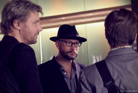 Tom Dorresteijn, Jordan Crane & Karl Heiselman.