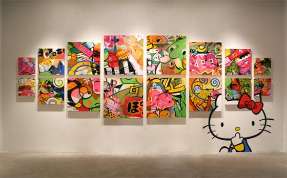 TheeBlog-Sanrio_ArtBasel