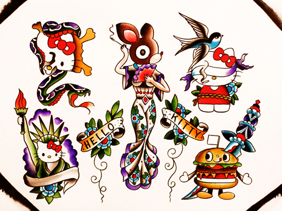 TheeBlog-Sanrio_ArtBasel13b