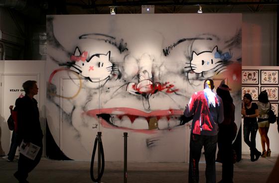 TheeBlog-Sanrio_ArtBasel8