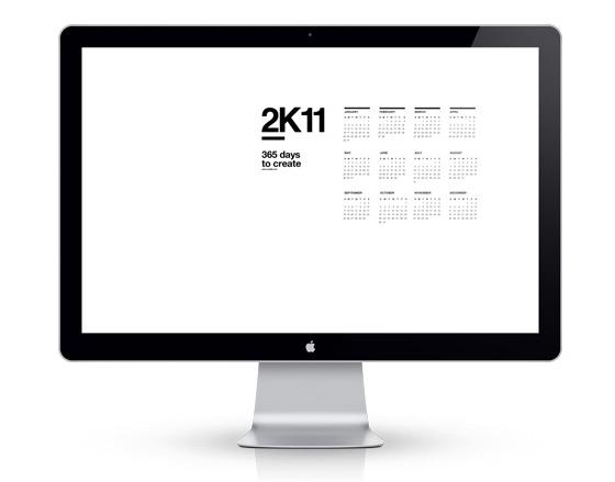 TheeBlog-2K11Calendar
