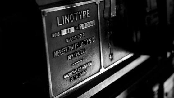 TheeBlog-Linotype