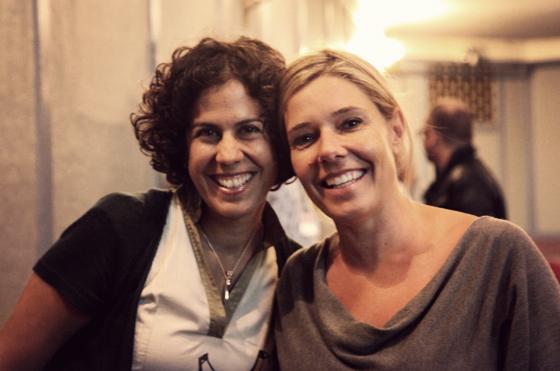 Claudia Boggio + Marina Willer