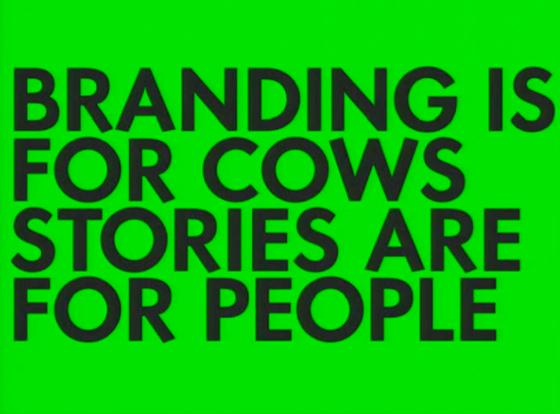 on Branding...
