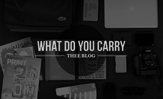 TheeBlog-What_Do_You_Carry