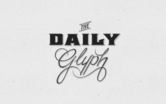 TheeBlog-TheDailyGlyph-Launch
