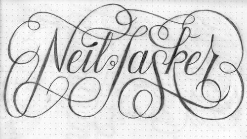 TheeBlog-TheDailyGlyph-NeilTasker