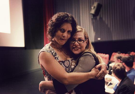 Bryony Gomez-Palacio & Debbie Millman
