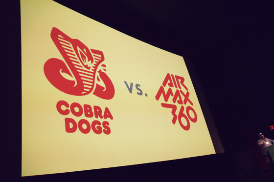 Cobra Dogs vs. Nike