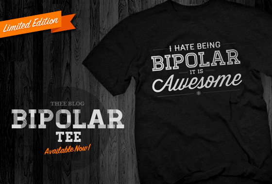 Cyber Week Exclusive The Bipolar Tee Thee Blog