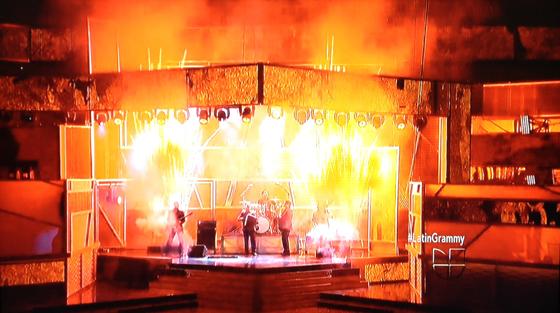 Love pyrotechnics!