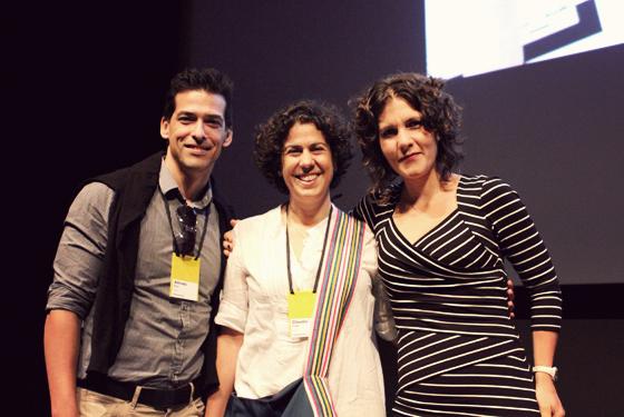 Bryony, Claudia & Alfredo - Infinto!