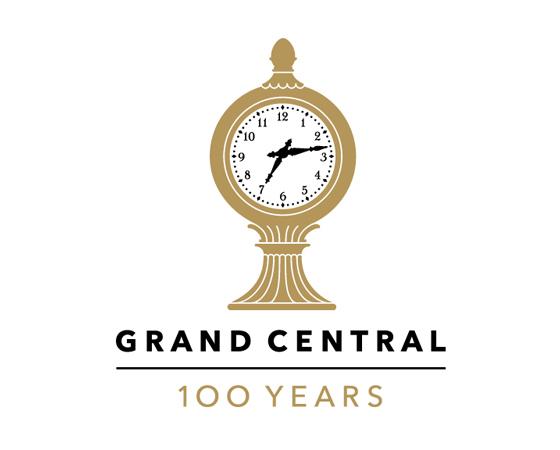 Grand Central Terminal's new logo