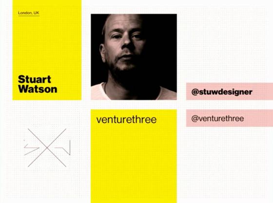 Stuart Watson - venturethree