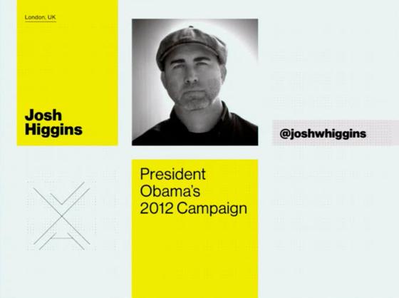 Josh Higgins!
