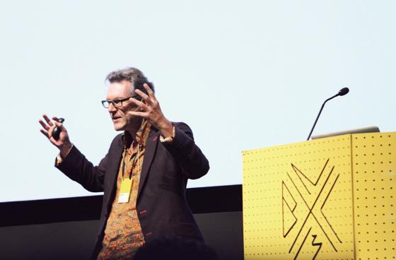 Bruno Maag talking Type