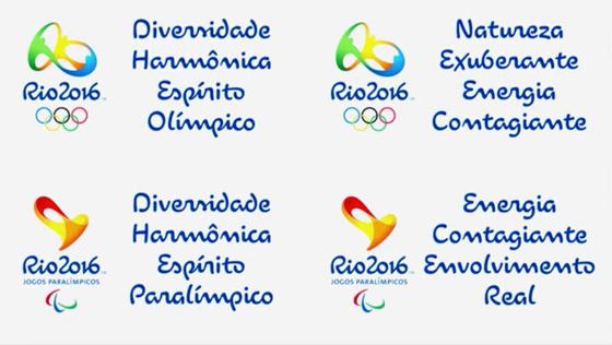 Rio 2016's beautiful custom typeface
