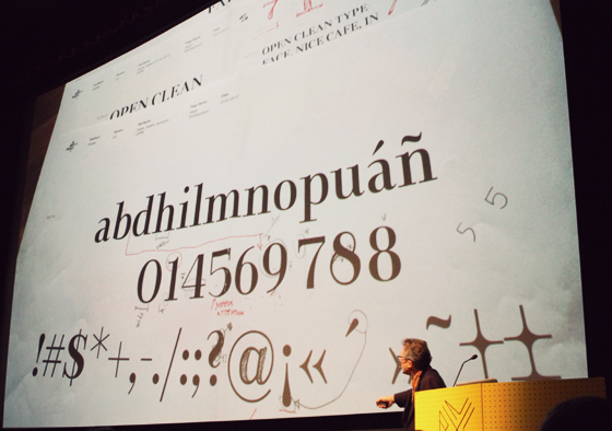 Detail in Type design is extremely important. - Bruno Maag