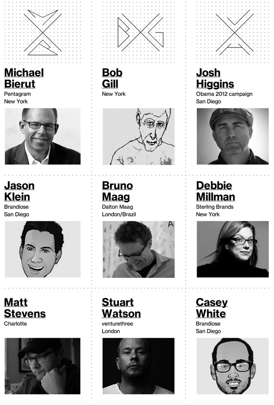 Brand new Conference - Speakers