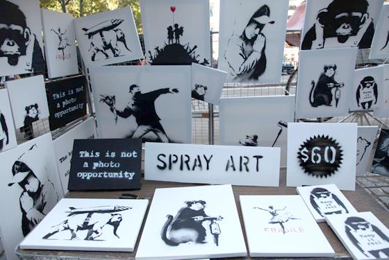 TheeBlog-BanksyCentralParkPrints