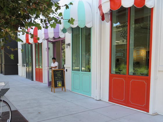Bakeries and sweet shops