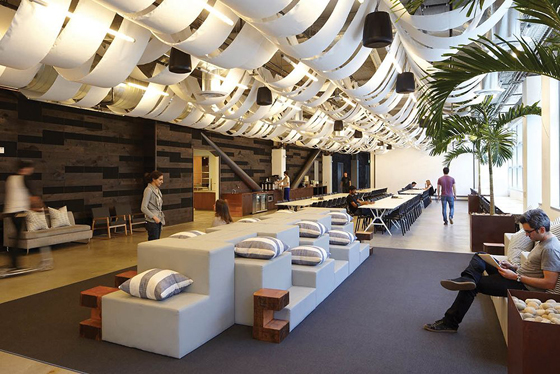 Dropbox San Francisco Offices THEE BLOG