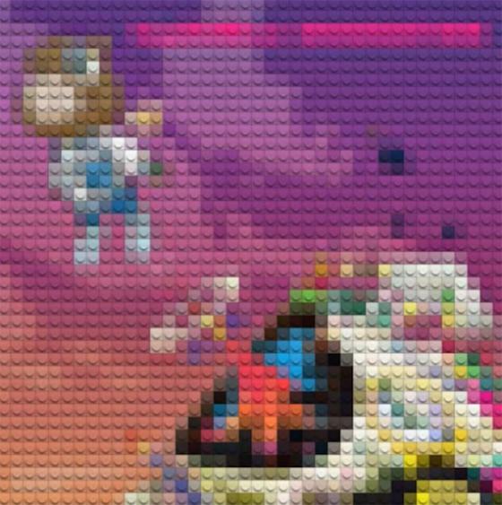 TheeBlog-LegoAlbumCovers1