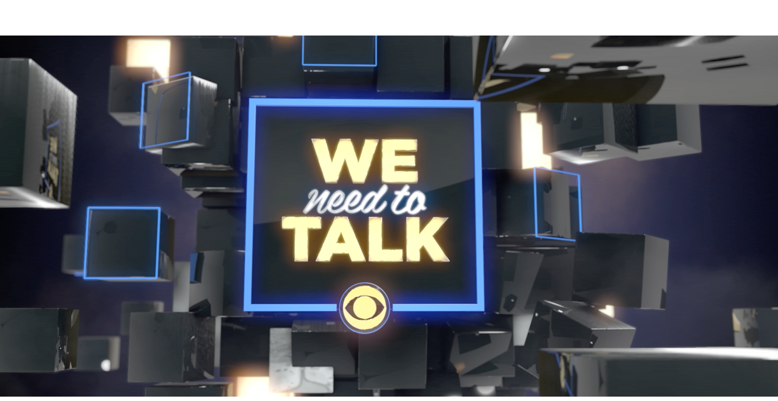 Diego Guevara - CBS We Need To Talk - Identity