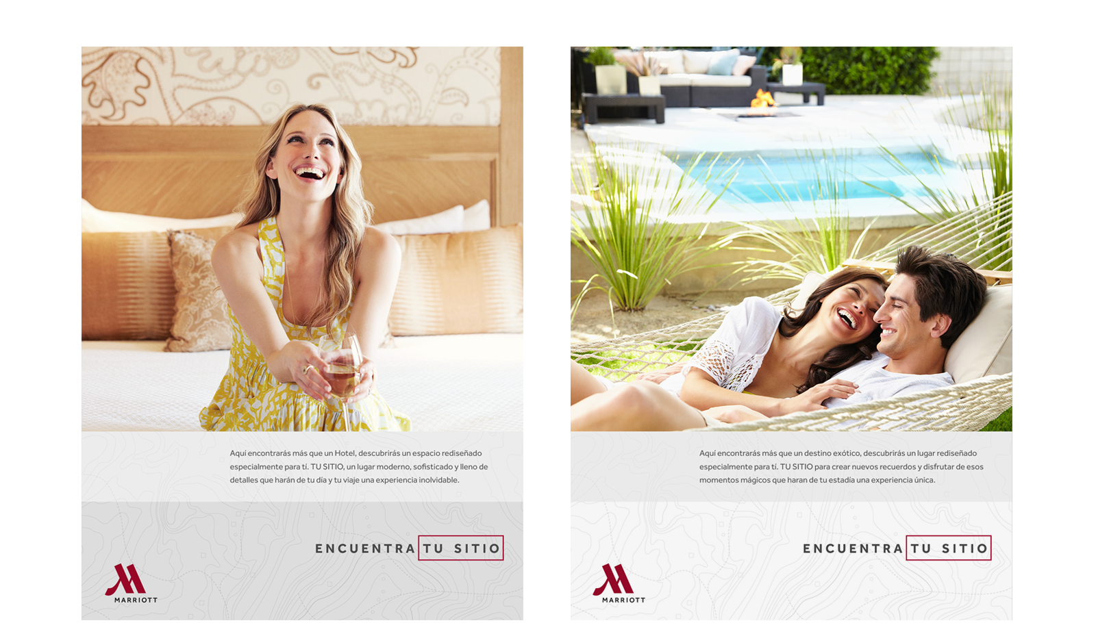 Diego Guevara - Marriott Hotels Ads
